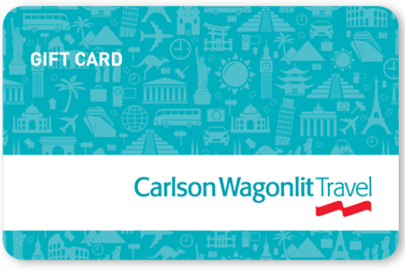 travel gift card
